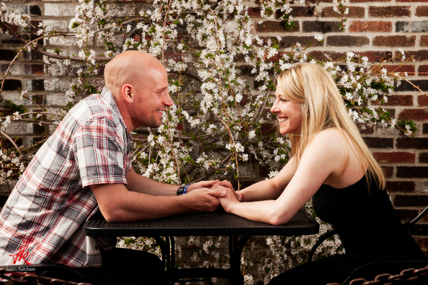 Cleveland engagement session, Tremont, West Side Market, Cleveland Wedding photography.
