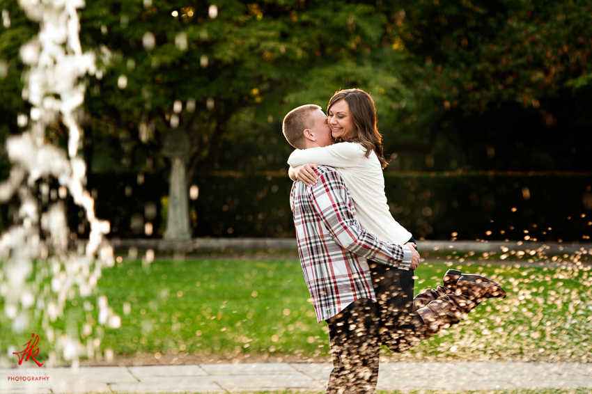 Cleveland wedding photographer, cleveland engagement sessions, E4th photos